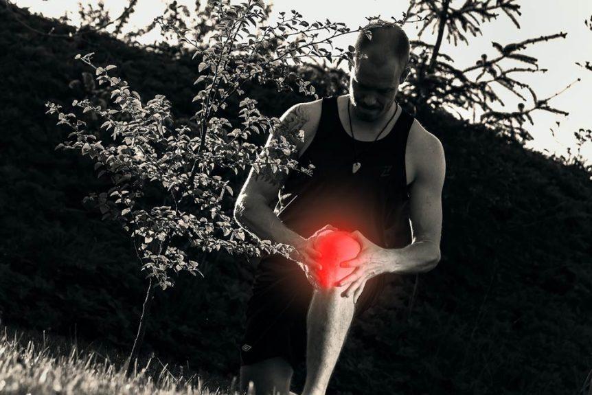 Peter Rosendahl blog kraftige smerter i mit knæ ved løbetræning